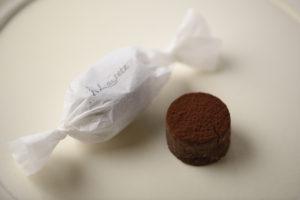 ほろっと粉雪のように崩れる食感が特徴のアーモンドプードルを使ったクッキー